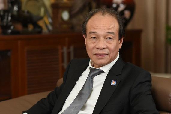 Cách chức tất cả các chức vụ trong Đảng đối với nguyên Chủ tịch HĐQT Petrolimex Bùi Ngọc Bảo - Ảnh 1.