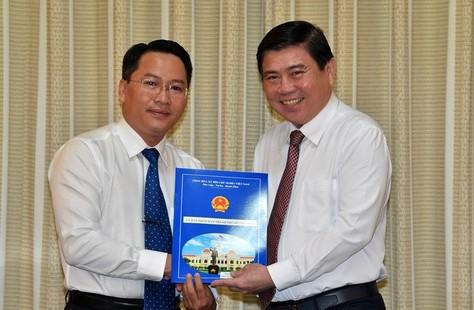 Một Trưởng khoa của ĐH Quốc gia TP.HCM được bổ nhiệm Giám đốc Học viện Cán bộ TP. Hồ Chí Minh - Ảnh 1.