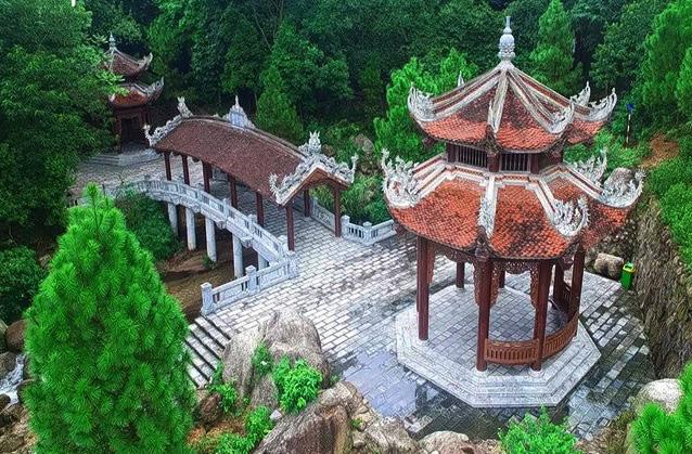 Khu di tích Côn Sơn – Kiếp Bạc được công nhận là Khu du lịch cấp tỉnh Hải Dương - Ảnh 1.