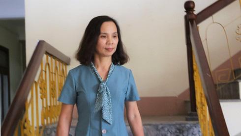 Gian lận thi cử Hà Giang: Bị cáo Triệu Thị Chính kêu oan, gửi kháng cáo lên tòa cấp cao  - Ảnh 1.