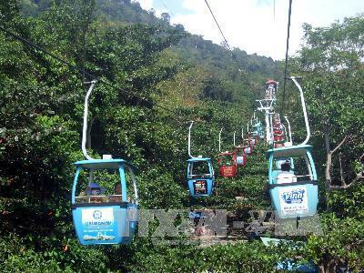 Phê duyệt quy hoạch phân khu 1 Khu du lịch quốc gia núi Bà Đen - Ảnh 1.