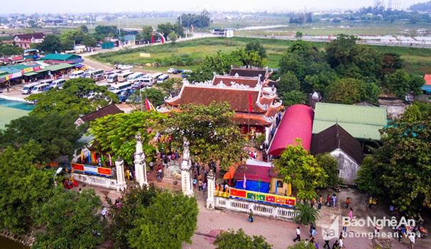 Công bố Di sản văn hóa phi vật thể quốc gia Lễ hội Đền Hoàng Mười - Ảnh 3.