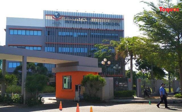 Trường liên cấp quốc tế Singapore tại Đà Nẵng tiếp nhận học sinh Việt Nam vượt quá quy định - Ảnh 1.