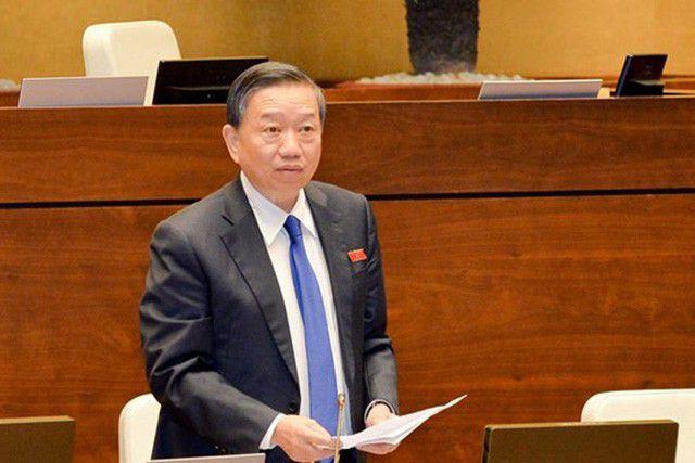 Bộ trưởng Tô Lâm:  Việt Nam đang đứng trước rất nhiều thách thức về an ninh mạng - Ảnh 1.