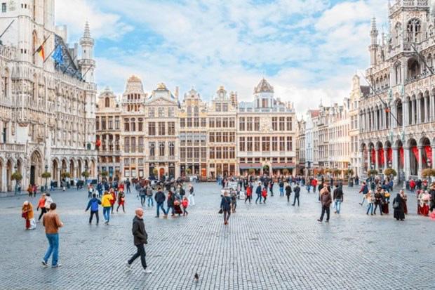 Bỉ là quốc gia hạnh phúc nhất trong Liên minh châu Âu - Ảnh 1.