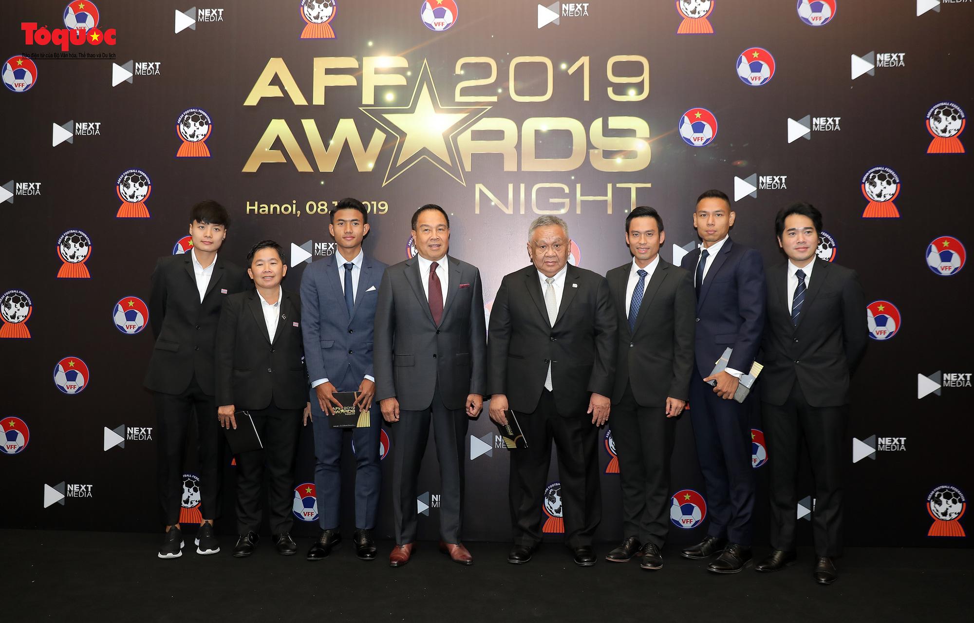Toàn cảnh đêm vinh danh bóng đá Đông Nam Á- AFF Awards 2019 - Ảnh 5.