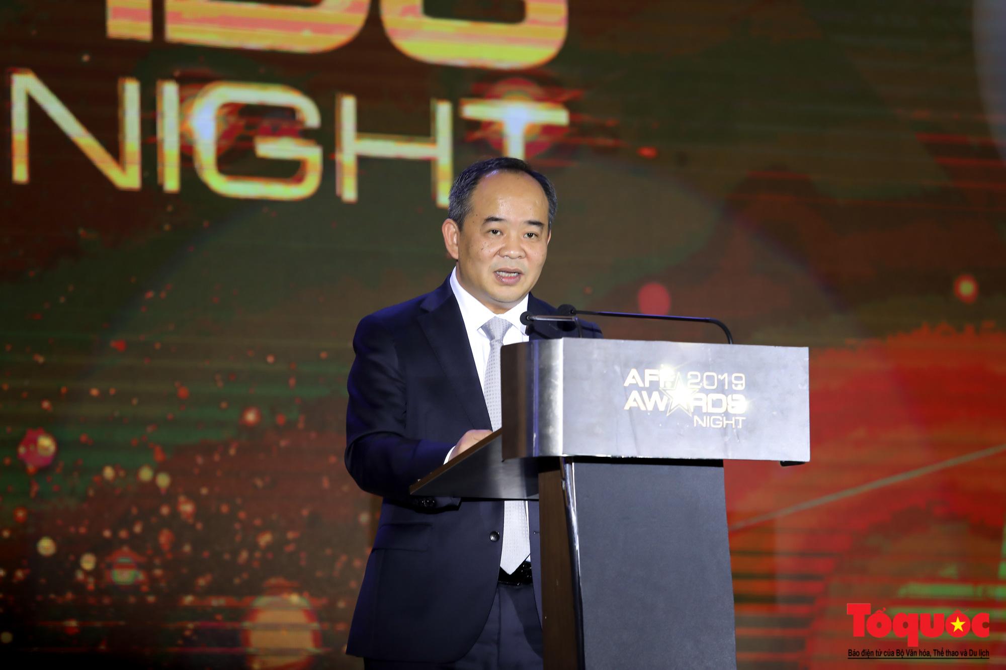 Toàn cảnh đêm vinh danh bóng đá Đông Nam Á- AFF Awards 2019 - Ảnh 6.