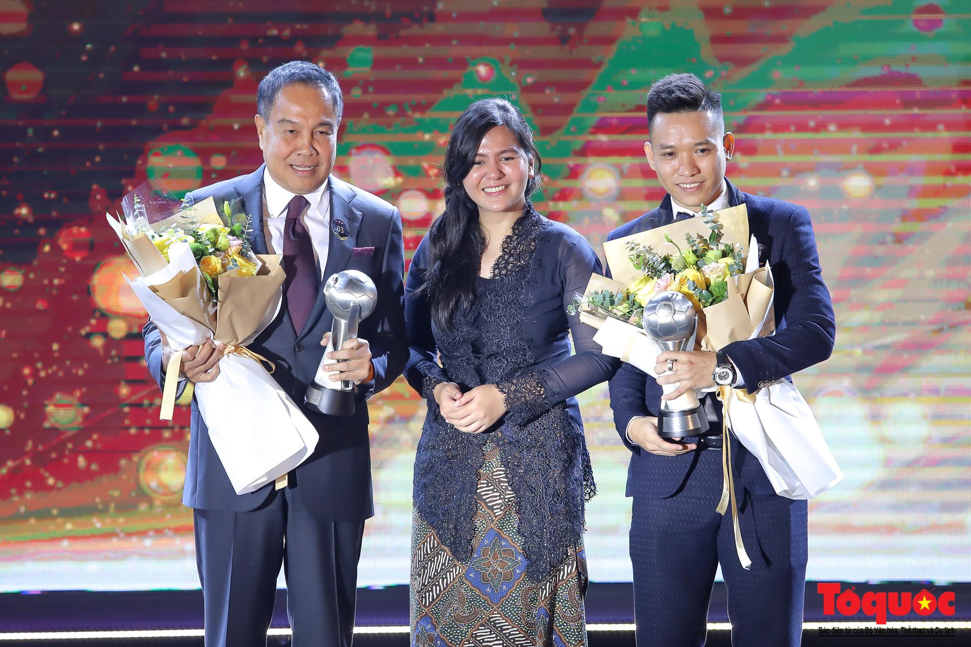 Toàn cảnh đêm vinh danh bóng đá Đông Nam Á- AFF Awards 2019 - Ảnh 11.