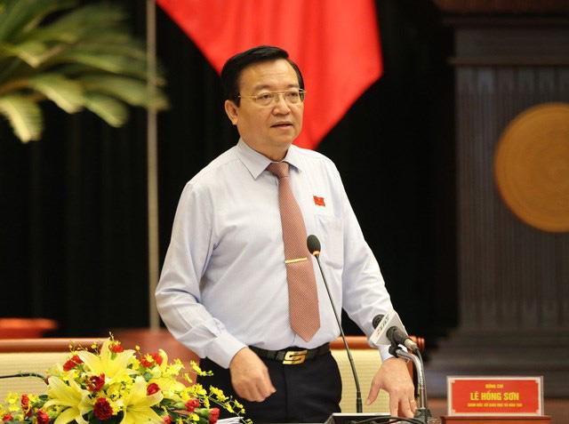 Ba lãnh đạo Sở GDĐT TP. Hồ Chí Minh bị phê bình nghiêm khắc - Ảnh 1.