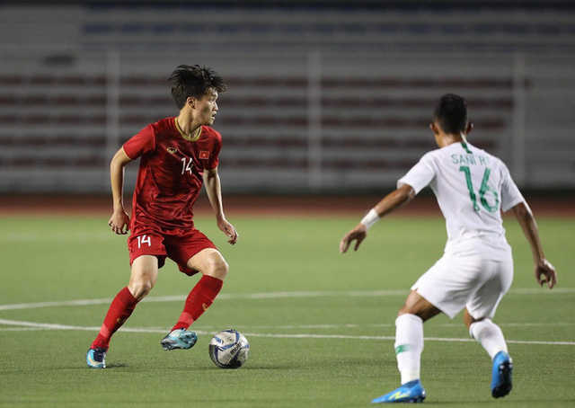 [Trực tiếp] U22 Việt Nam vs U22 Indonesia: Tấm HCV lịch sử - Ảnh 2.