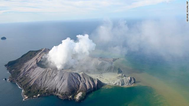 """""""Lạnh người"""" thảm hóa núi lửa phun trào tại New Zealand đã được cảnh báo trước? - Ảnh 2."""