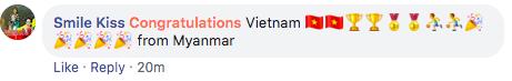 """Người hâm mộ quốc tế tôn vinh Việt Nam là """"vua bóng đá ASEAN"""" - Ảnh 3."""