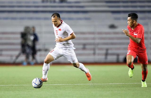 Trốn trại trong thời gian thi đấu ở SEA Games 30, 9 cầu thủ bóng đá Singapore dính án kỷ luật - Ảnh 1.