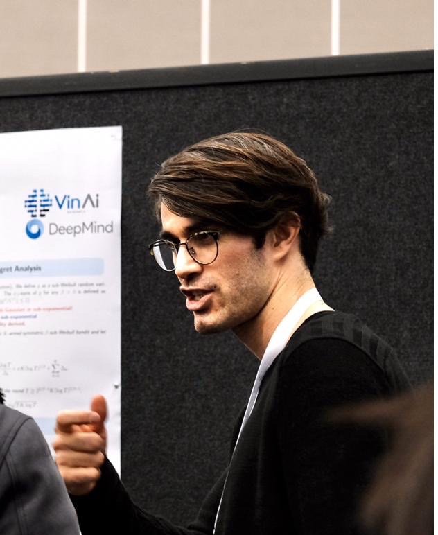 VinAI công bố nghiên cứu khoa học tại Hội nghị số 1 trên thế giới về trí tuệ nhân tạo NeurIPS 2019 - Ảnh 3.