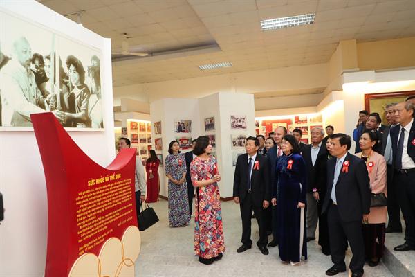 Trường Đại học TDTT Bắc Ninh: Phát huy truyền thống đầu tàu của chiếc nôi đào tạo về thể thao hàng đầu cả nước - Ảnh 1.