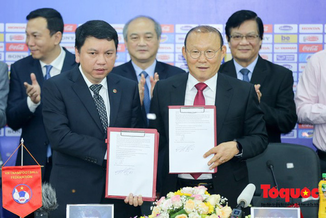 Những sự kiện ấn tượng trong một năm đại thành công của bóng đá Việt Nam năm 2019 - Ảnh 3.