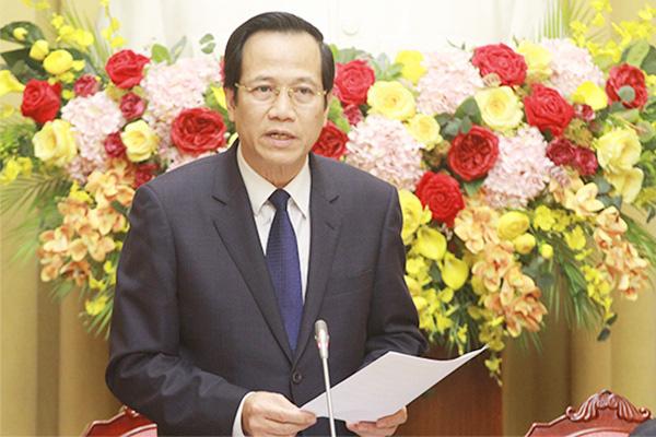 Bộ trưởng Đào Ngọc Dung đề nghị địa phương quản lý chặt dân cư để phòng tránh hoạt động môi giới trốn đi nước ngoài - Ảnh 1.