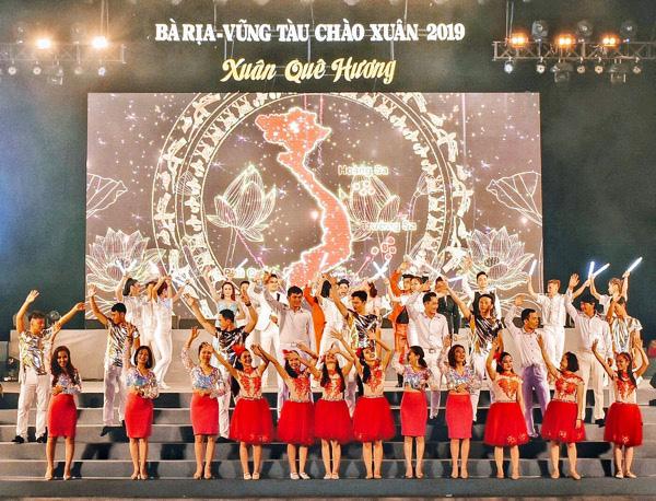 Bà Rịa – Vũng Tàu tổ chức đa dạng các hoạt động VHTTDL mừng Đảng, mừng Xuân năm 2020 - Ảnh 1.