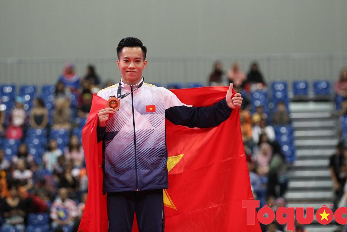 Những lợn vàng của nền Thể thao Việt Nam chia sẻ kế hoạch rinh huy chương trong năm tuổi- 2019 - Ảnh 2.