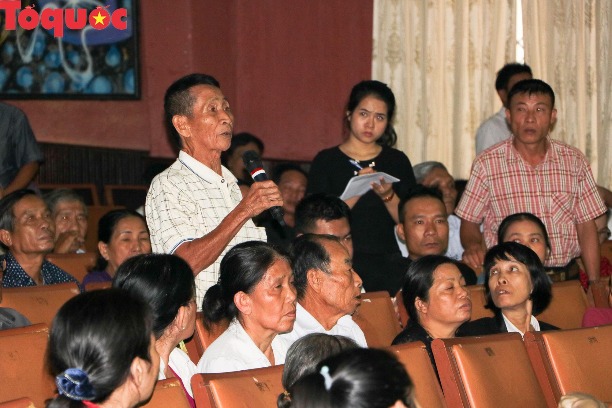 Đảm bảo công khai, minh bạch trong việc di dời dân khu vực Thượng thành Huế - Ảnh 3.