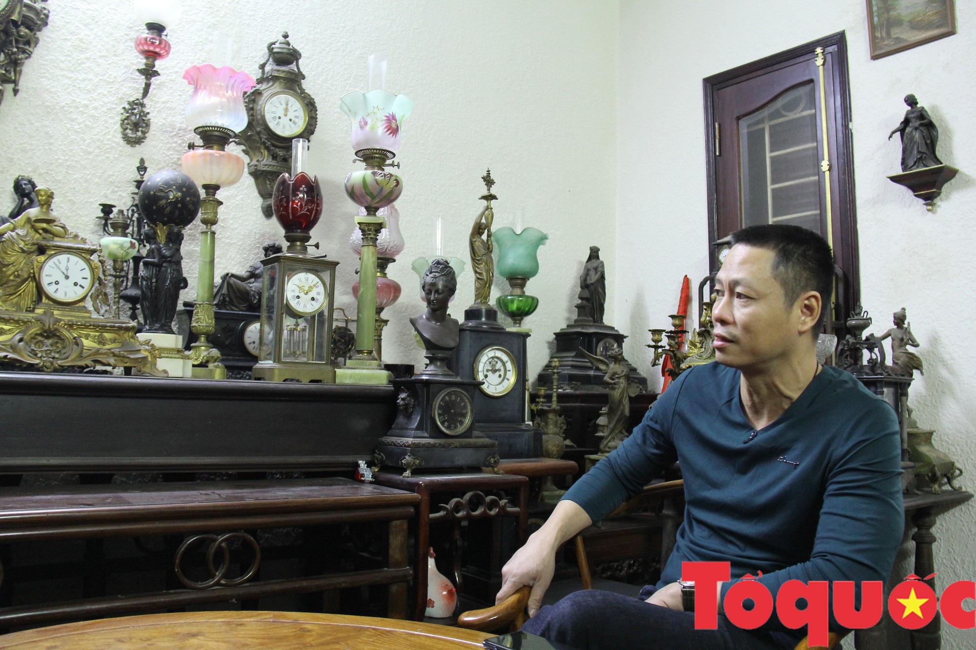 Đèn dầu: Từ vật dụng thiết yếu trong quá khứ đến thú sưu tầm, gìn giữ văn hóa của người Việt - Ảnh 2.