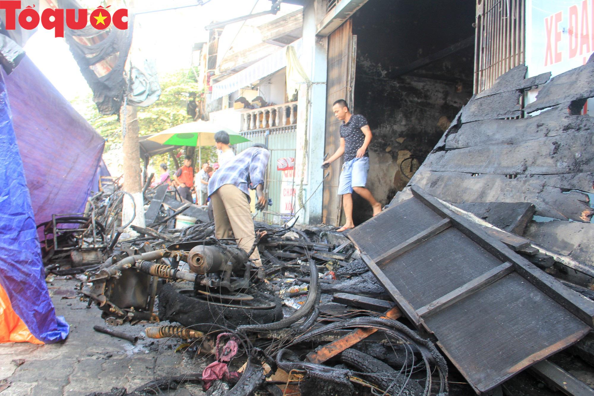 Hình ảnh hiện trường vụ hỏa hoạn khiến 3 người trong một gia đình tử vong thương tâm - Ảnh 3.