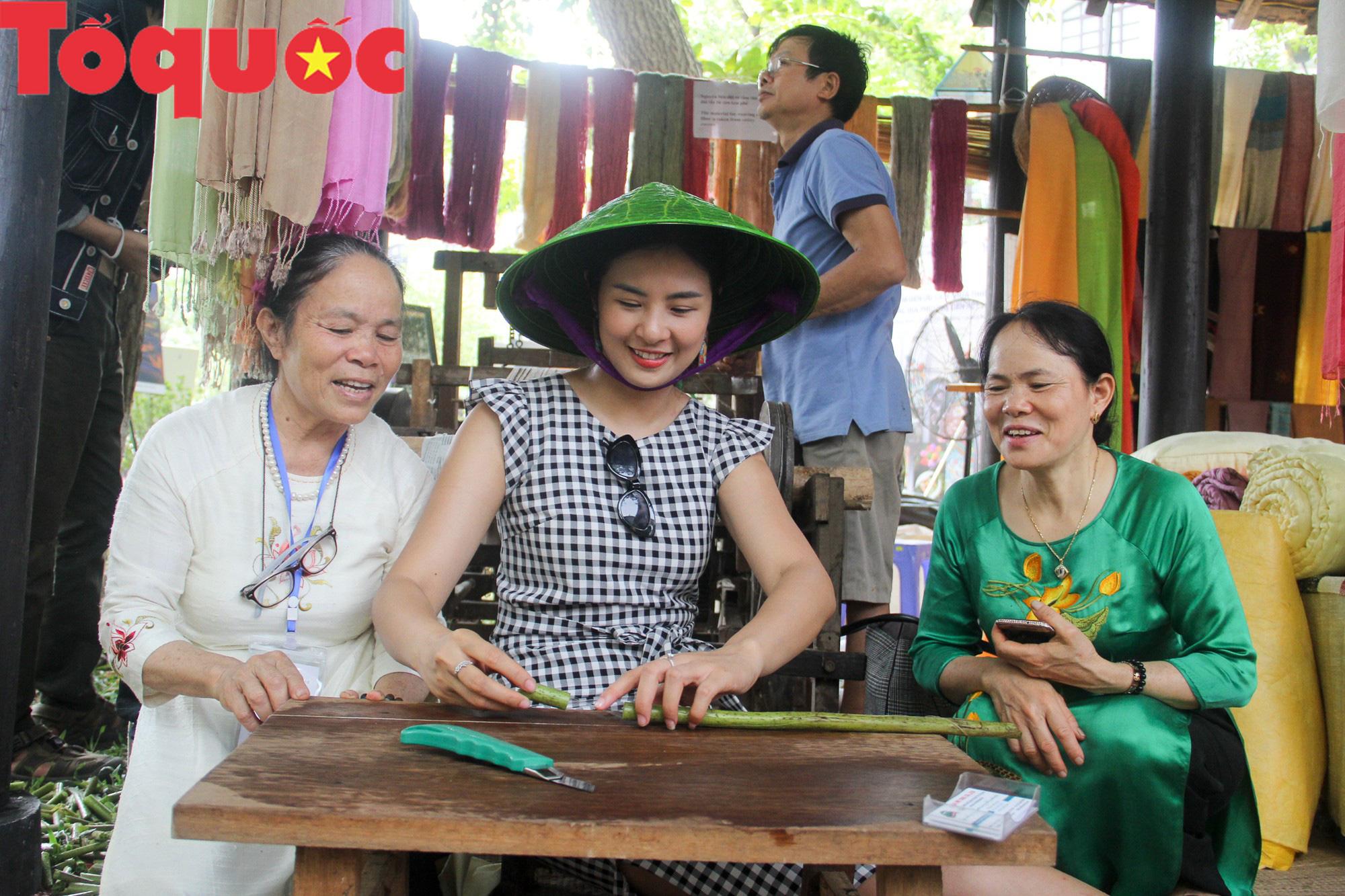 Tinh hoa làng nghề Việt hội tụ bên dòng sông Hương - Ảnh 9.