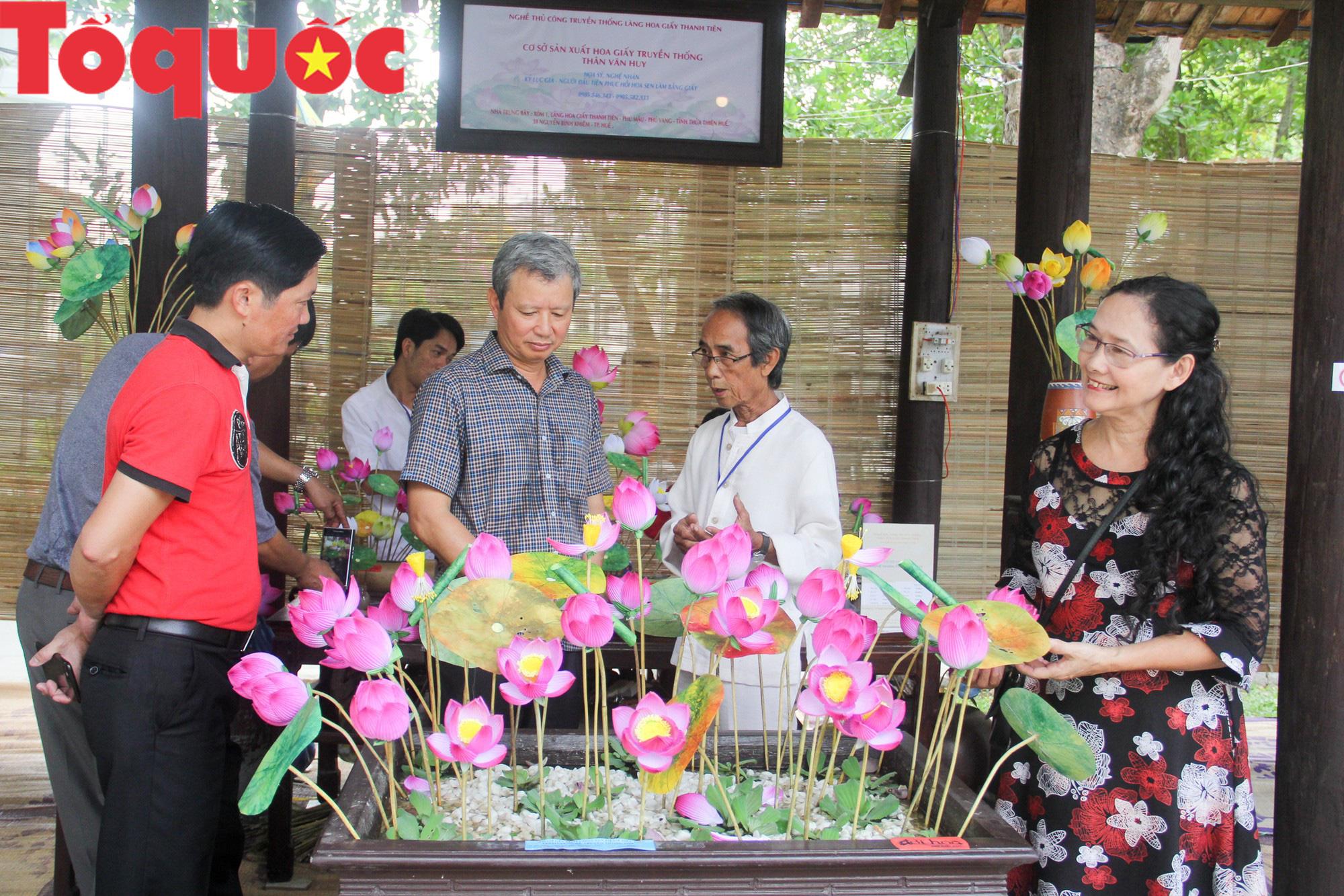 Tinh hoa làng nghề Việt hội tụ bên dòng sông Hương - Ảnh 5.