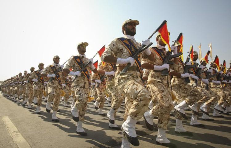 IRGC Iran Reuters