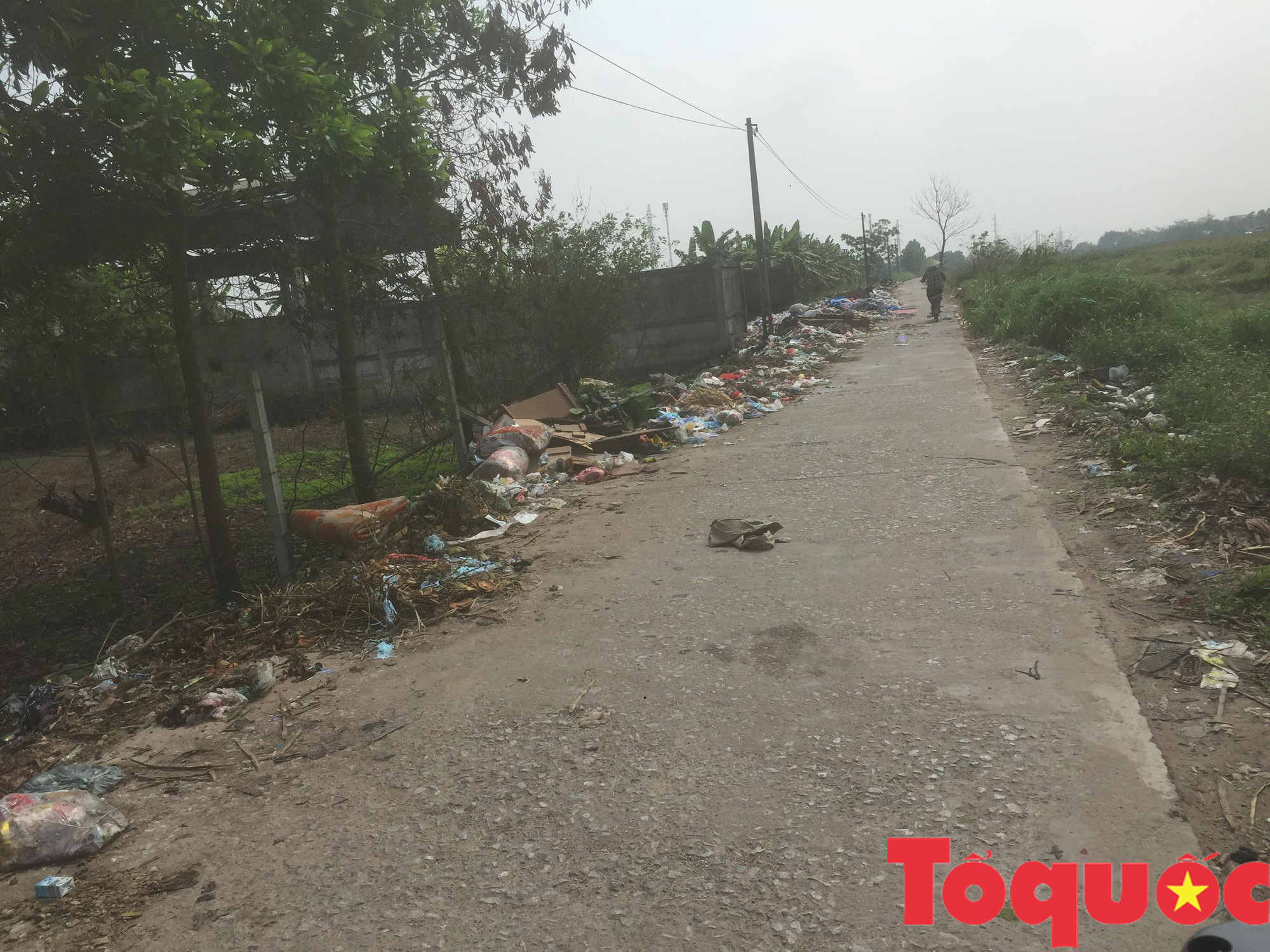 Kỳ 1 - Ô nhiễm môi trường: Con sông, tuyến đường ngập rác - Ảnh 9.