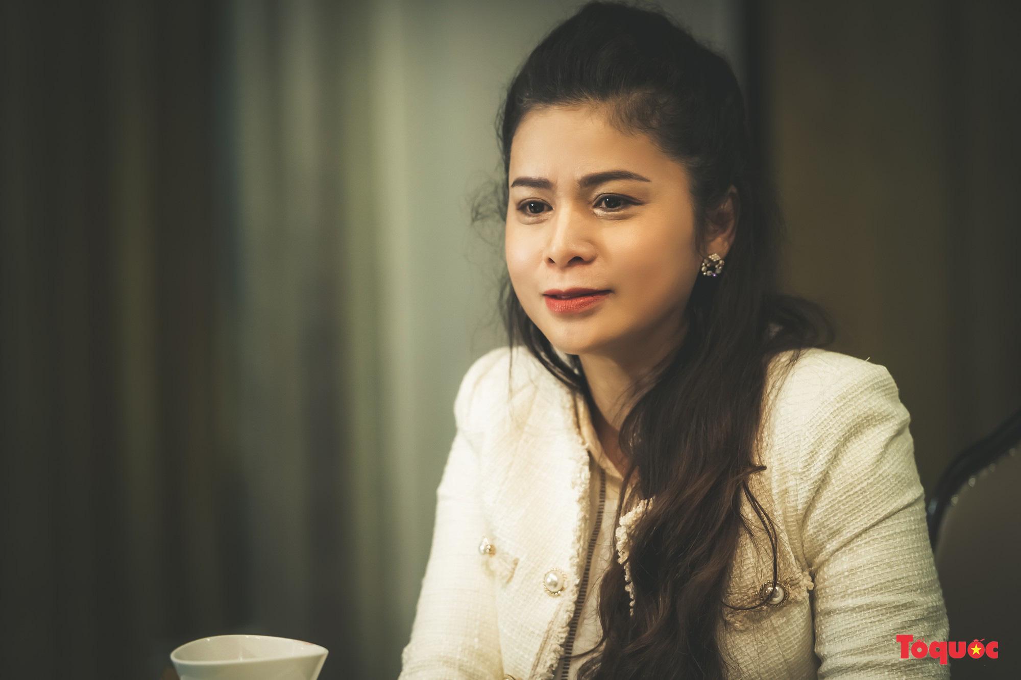 Bà Lê Hoàng Diệp Thảo: Tôi không muốn ly hôn - Ảnh 4.