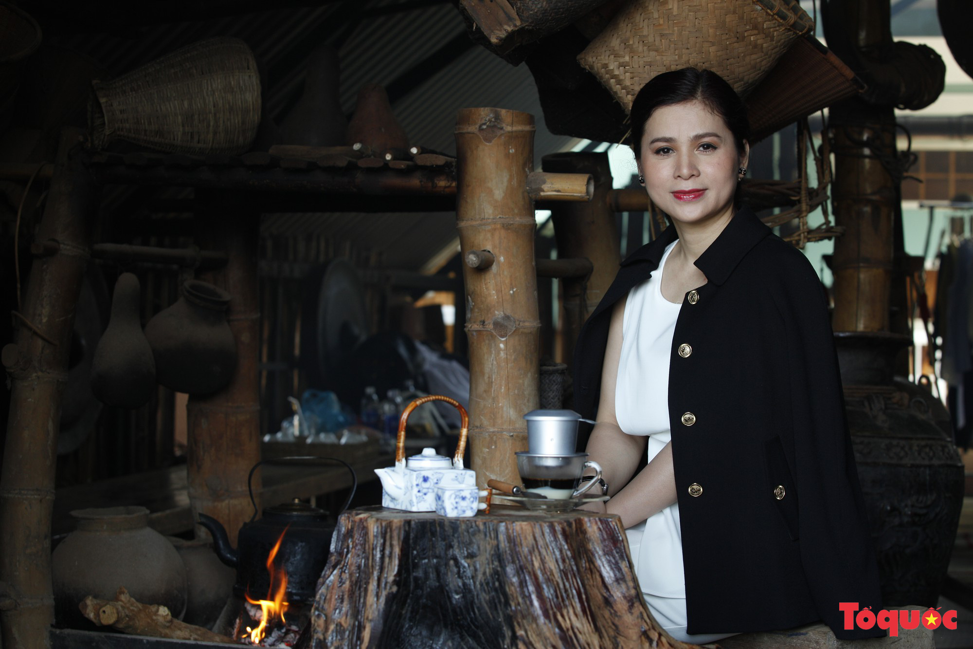 Bà Lê Hoàng Diệp Thảo: Tôi không muốn ly hôn - Ảnh 6.