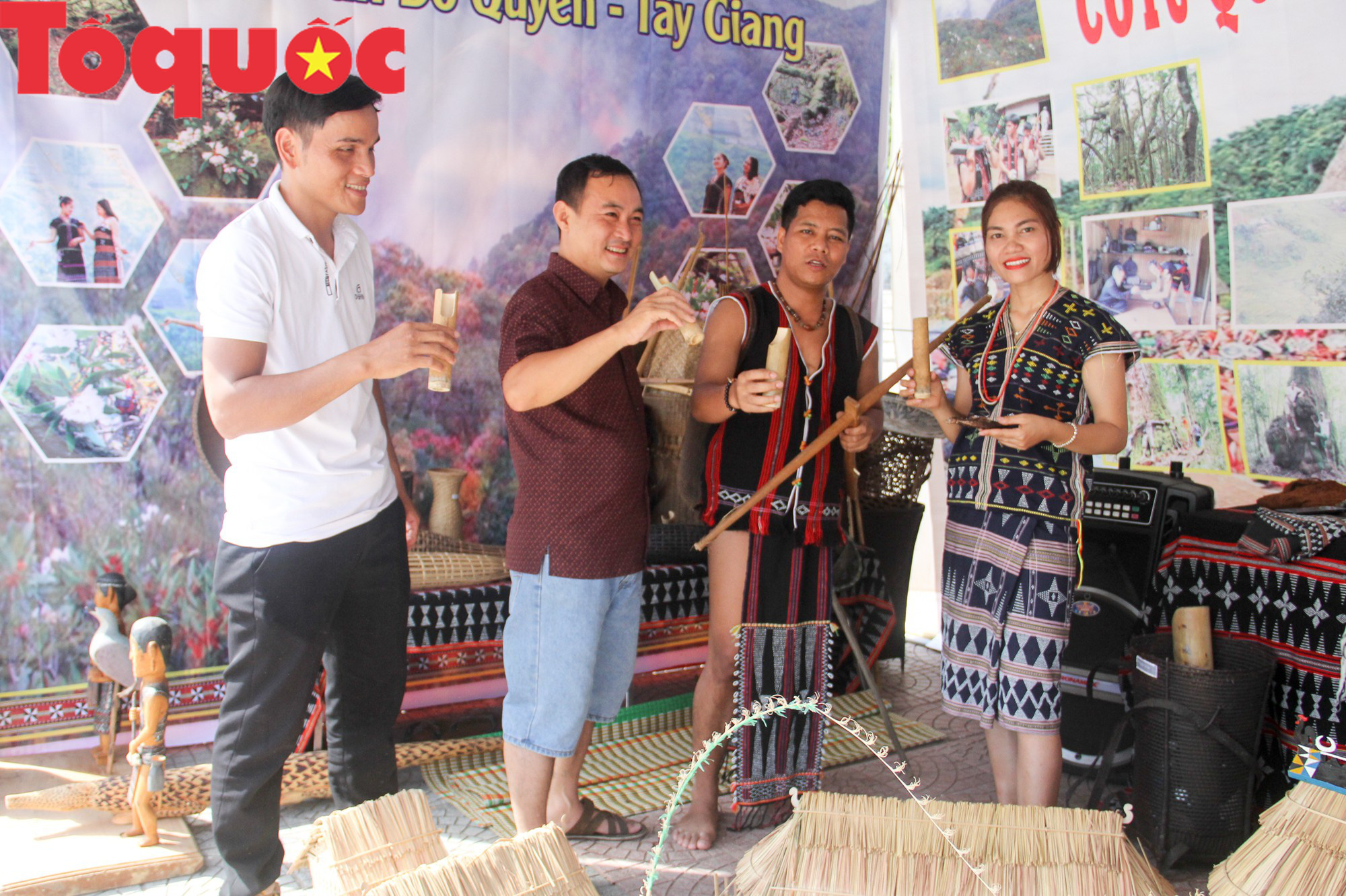 Tinh hoa văn hóa các dân tộc biên giới Việt Nam - Lào hội tụ về trên vùng cao A Lưới - Ảnh 4.
