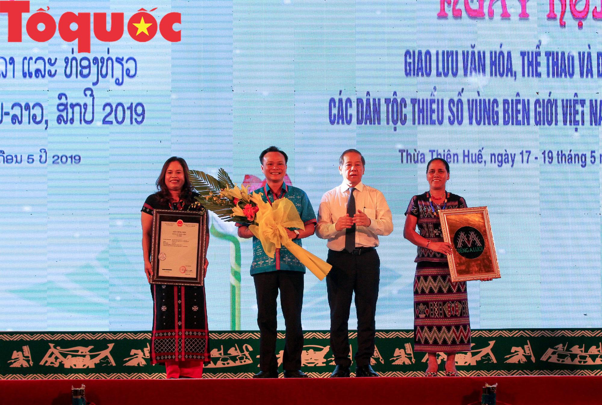 Khai mạc Ngày hội giao lưu văn hóa, thể thao, du lịch các dân tộc biên giới Việt Nam - Lào - Ảnh 10.