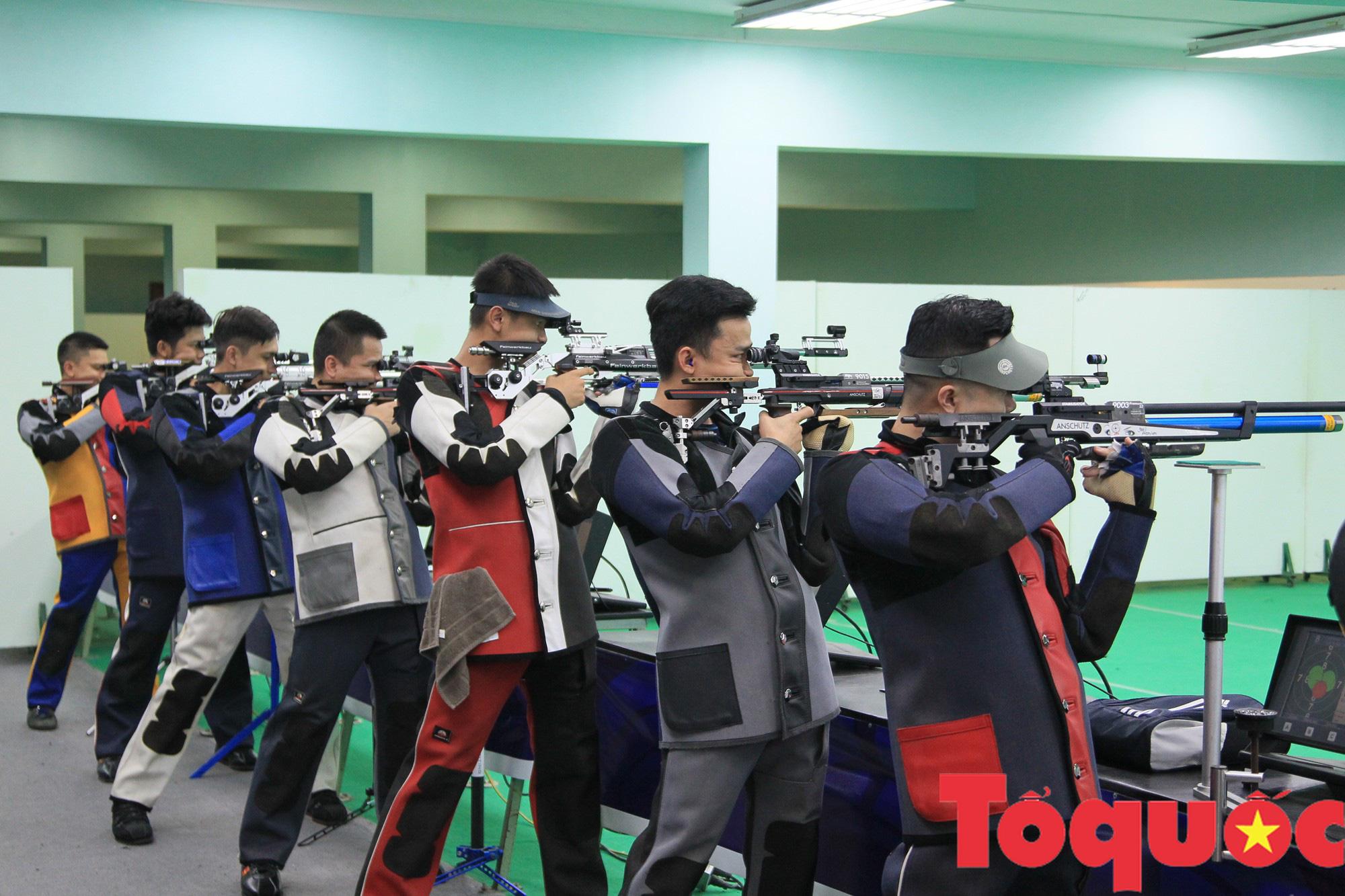 Bắn súng Việt Nam: Xuất hiện những nhân tố đủ sức cạnh tranh với đàn anh - Ảnh 3.