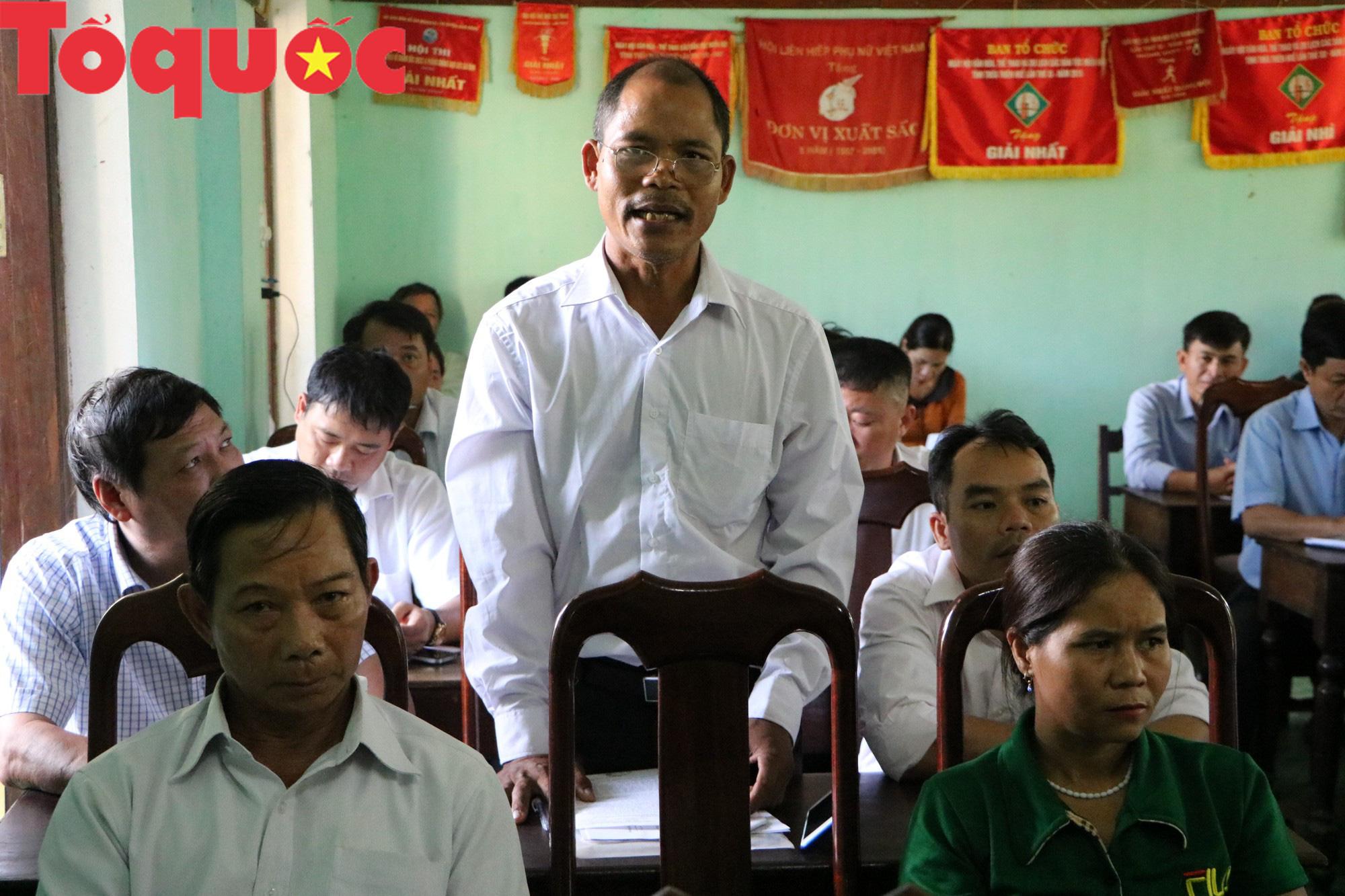 Bộ trưởng Nguyễn Ngọc Thiện: Đảng và Nhà nước rất quan tâm và kiên quyết xử lý các tệ nạn xã hội - Ảnh 2.