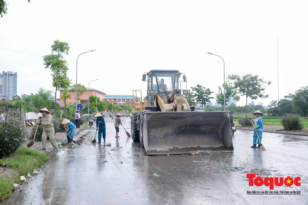Sau phản ảnh của báo điện tử Tổ Quốc, bãi rác Tân Triều đã được dọn sạch sẽ3