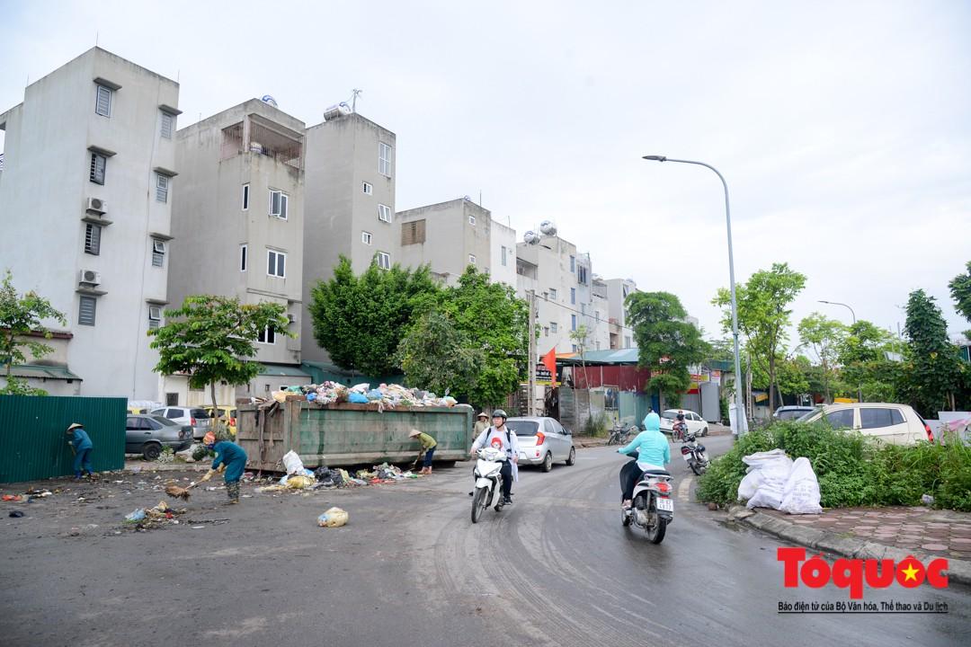 Sau phản ảnh của báo điện tử Tổ Quốc, bãi rác Tân Triều đã được dọn sạch sẽ4
