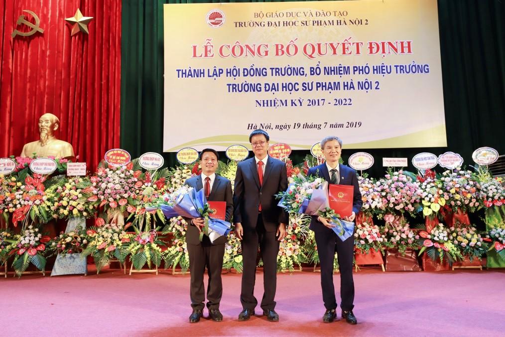 Pho Hieu truong DHSPHN 2