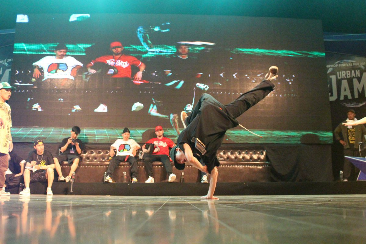 huetourism_be mac Ngay hoi hiphop Urban JAM 2019 14