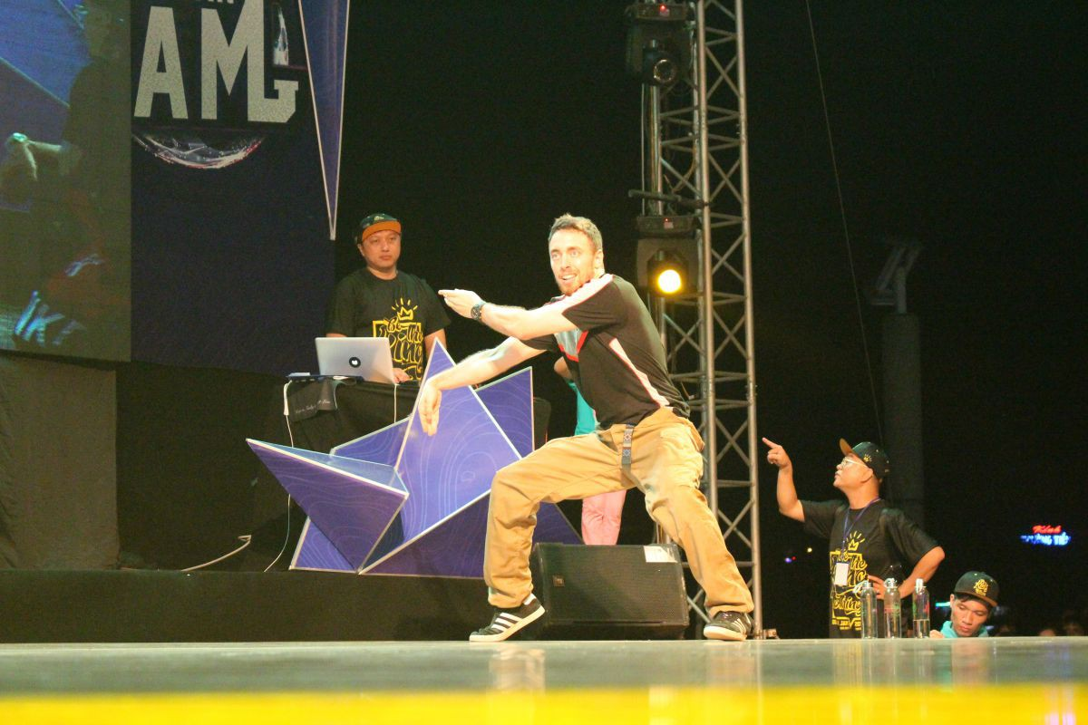 huetourism_be mac Ngay hoi hiphop Urban JAM 2019 9