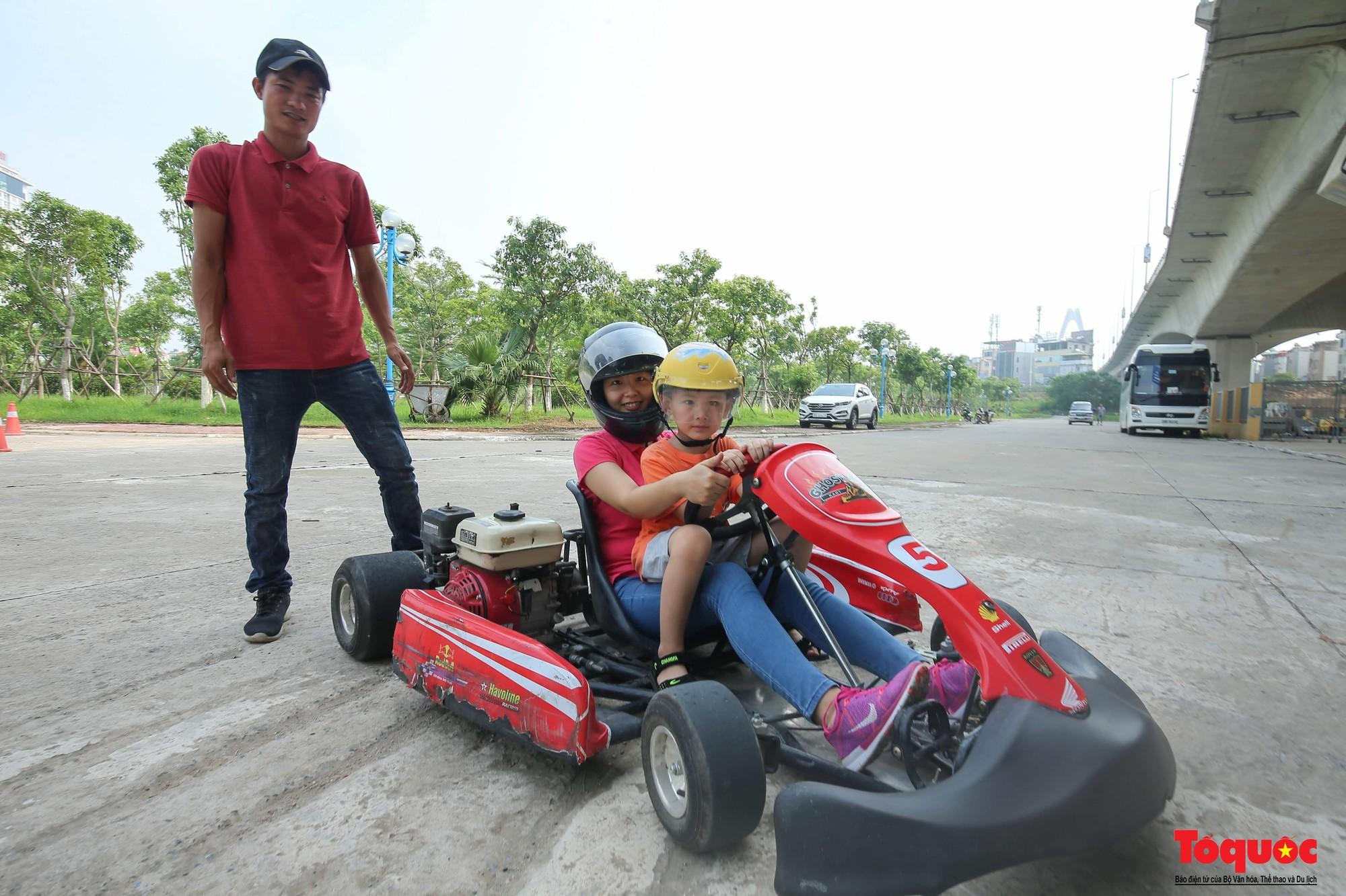 Lò đào tạo các tay đua F1 nhí đầu tiên tại Hà Nội (23)
