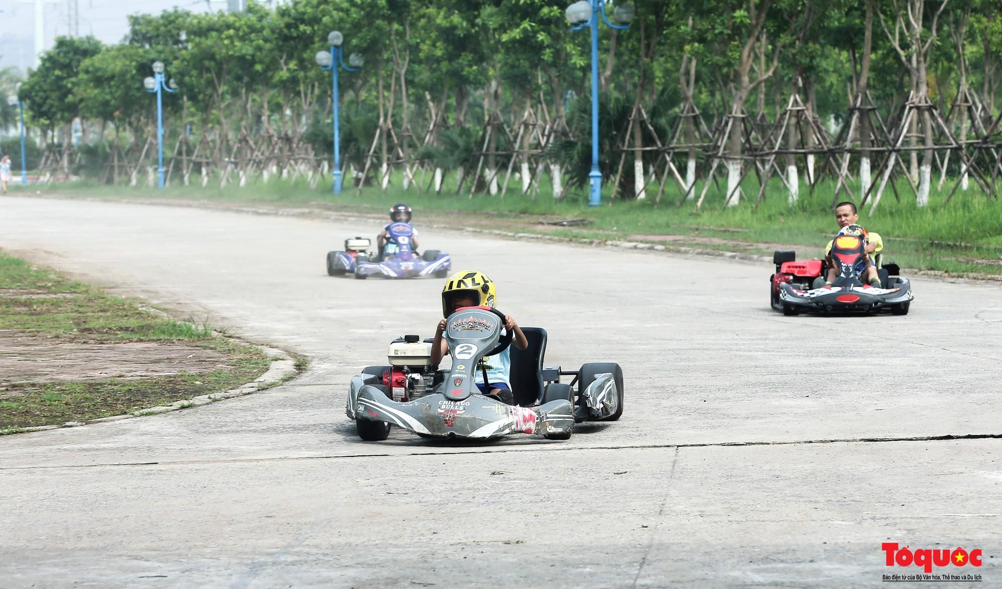 Lò đào tạo các tay đua F1 nhí đầu tiên tại Hà Nội (26)