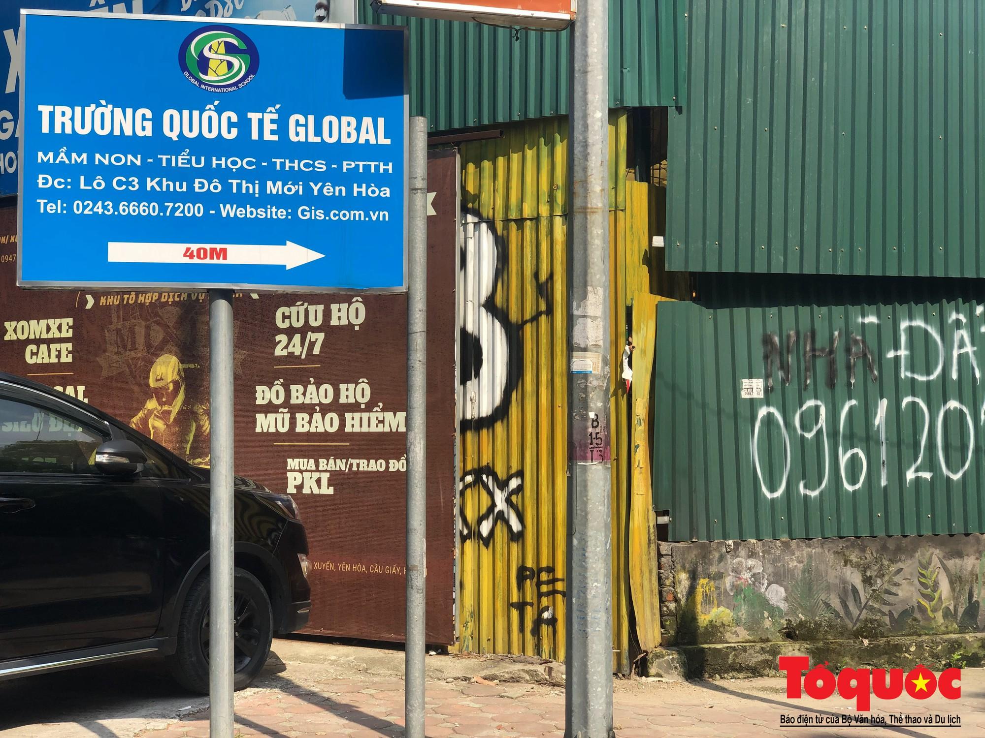 Loạn danh xưng trường quốc tế trên địa bàn quận Cầu Giấy (1)