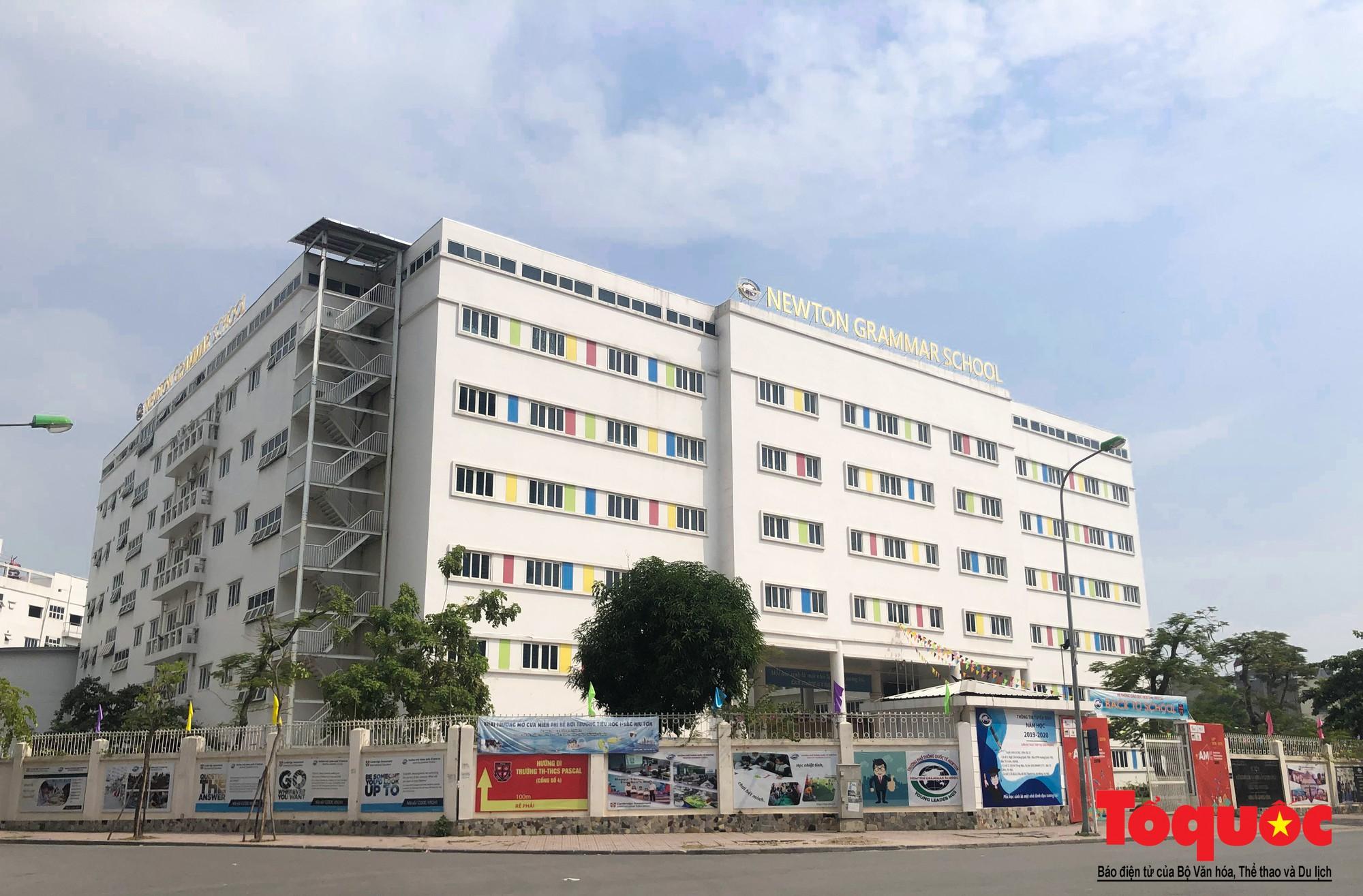 Loạn danh xưng trường quốc tế trên địa bàn quận Cầu Giấy (18)