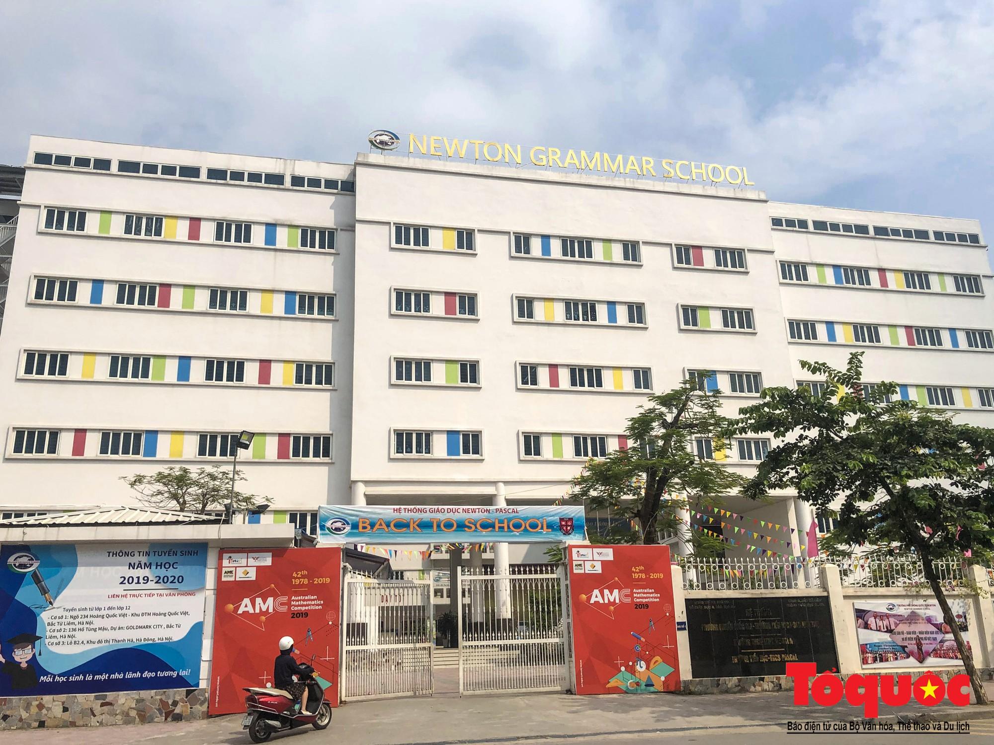 Loạn danh xưng trường quốc tế trên địa bàn quận Cầu Giấy (19)