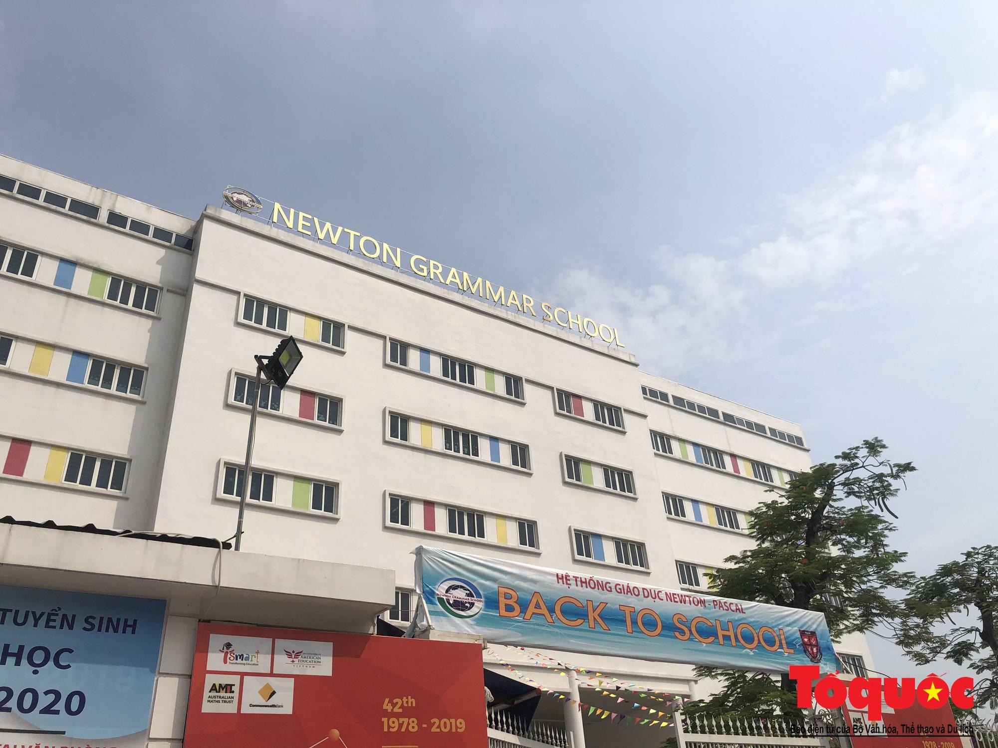 Loạn danh xưng trường quốc tế trên địa bàn quận Cầu Giấy (24)