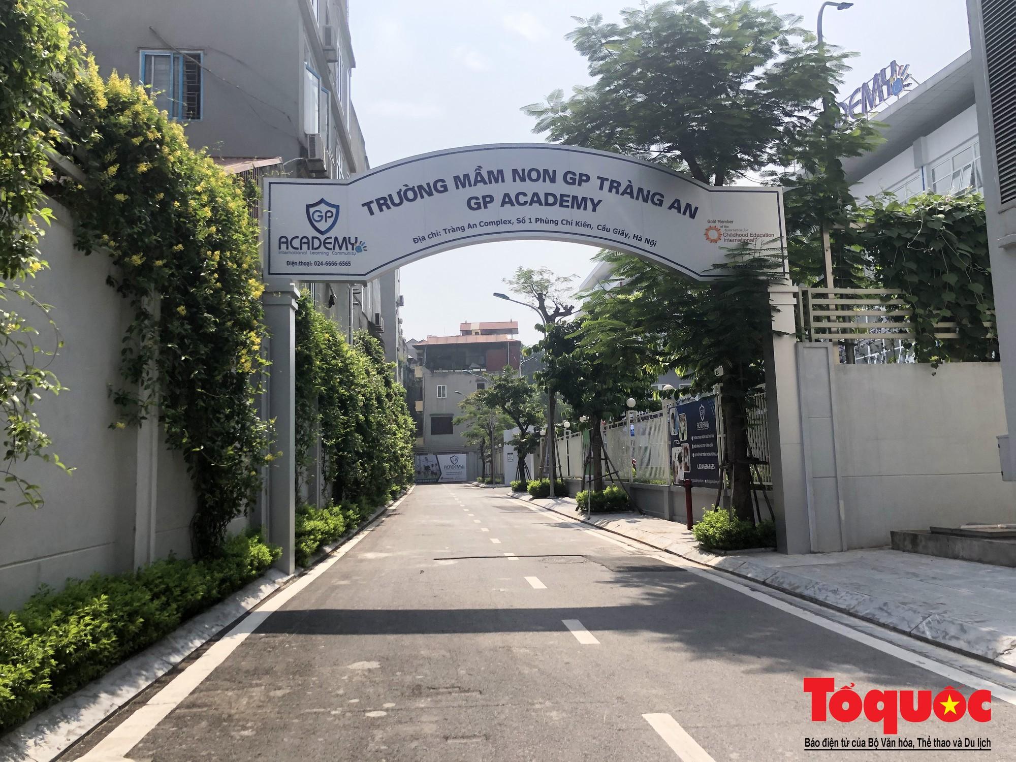 Loạn danh xưng trường quốc tế trên địa bàn quận Cầu Giấy (25)