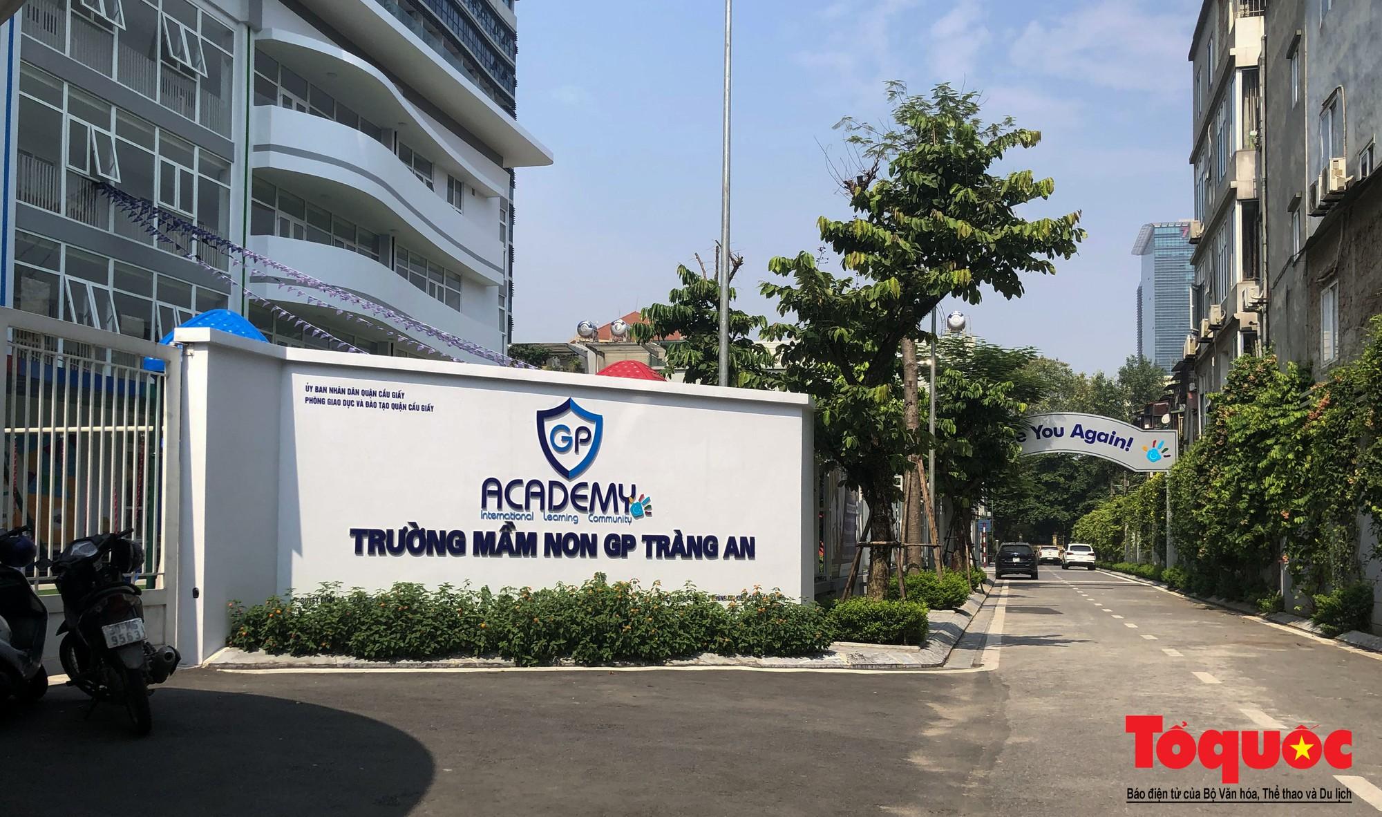 Loạn danh xưng trường quốc tế trên địa bàn quận Cầu Giấy (26)