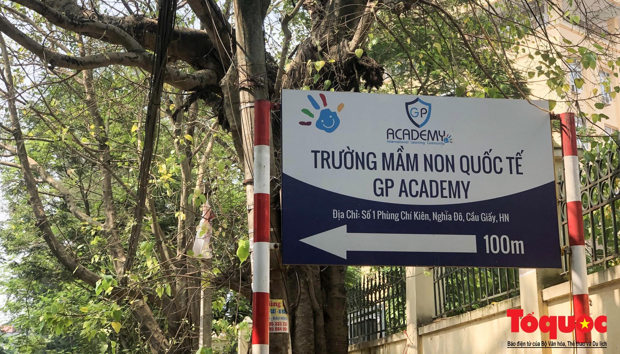 Loạn danh xưng trường quốc tế trên địa bàn quận Cầu Giấy (27)